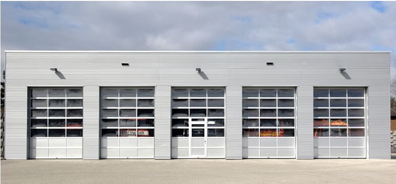 Commercial Garage Doors Henrico Richmond Va Overhead Doors