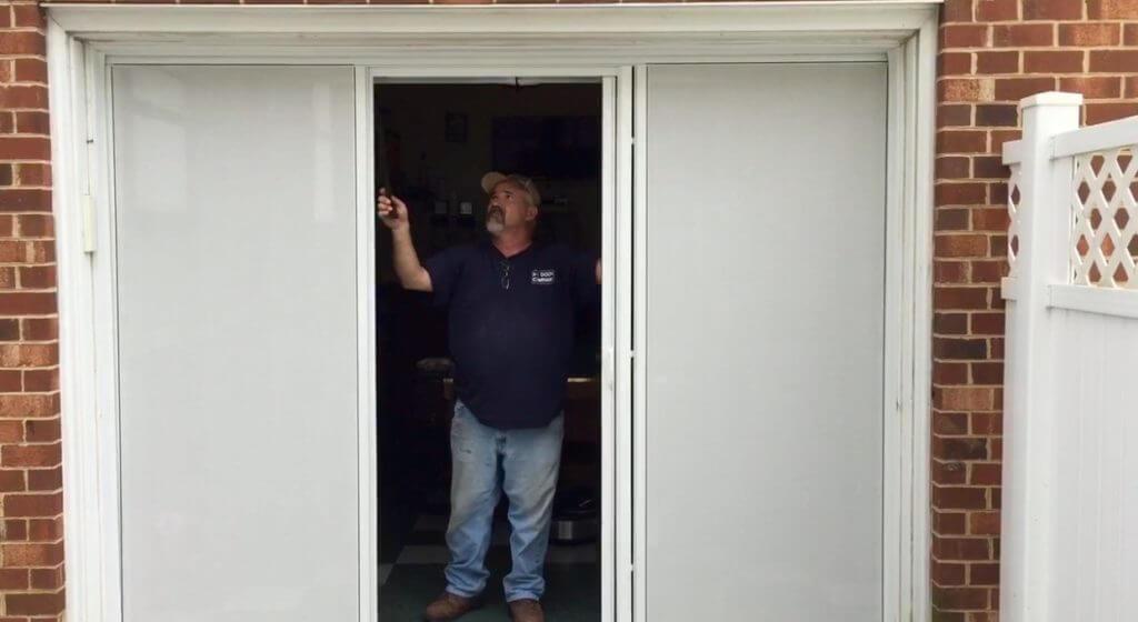 Garage Door Bug Screen 1