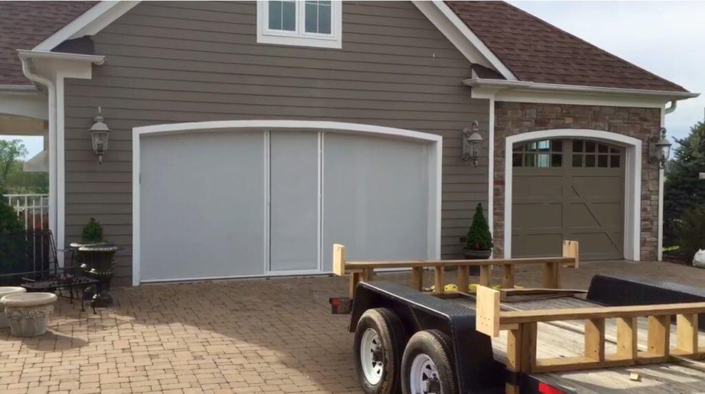 Garage Door Bug Screen 2