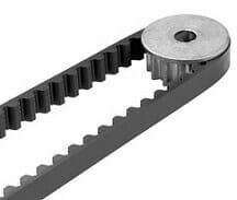 belt drive garage door opener