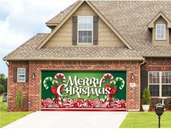 garage door decoration 2