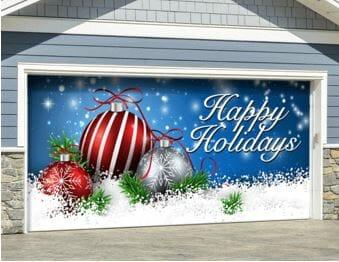 garage door decoration 3