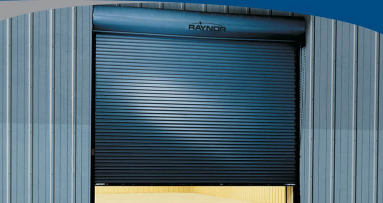 Rolling Steel Coiling Doors & Richmond Commercial Rolling Steel Coiling Doors | A-1 Door Company