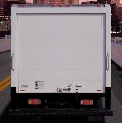 A-1 can have supply and install standard sizes as well as have any custom size manufactured for all truck doors. & A-1 Door Company - Truck Doors