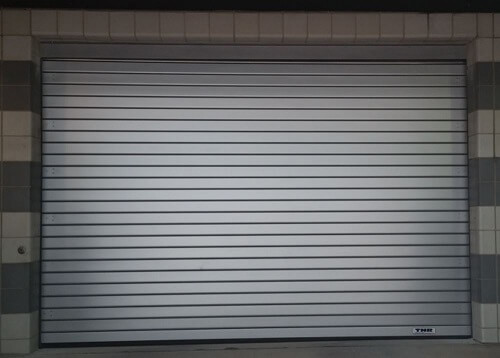 aluminum high speed door