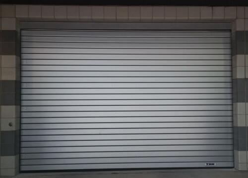 aluminum high speed door