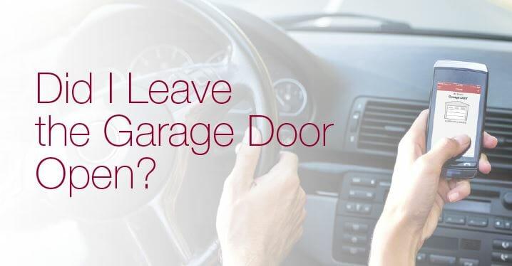 Smart Garage Door Openers