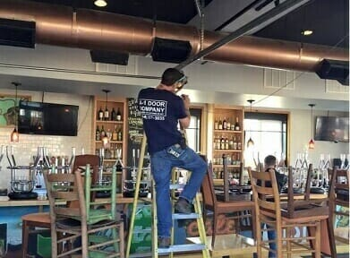 Garage Door Repair, Service, and Installation