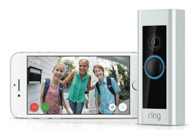 ring video dorbell app