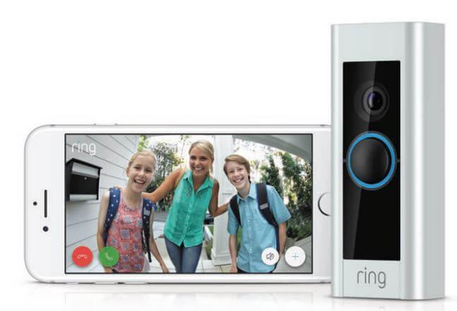 ring video dorbell app