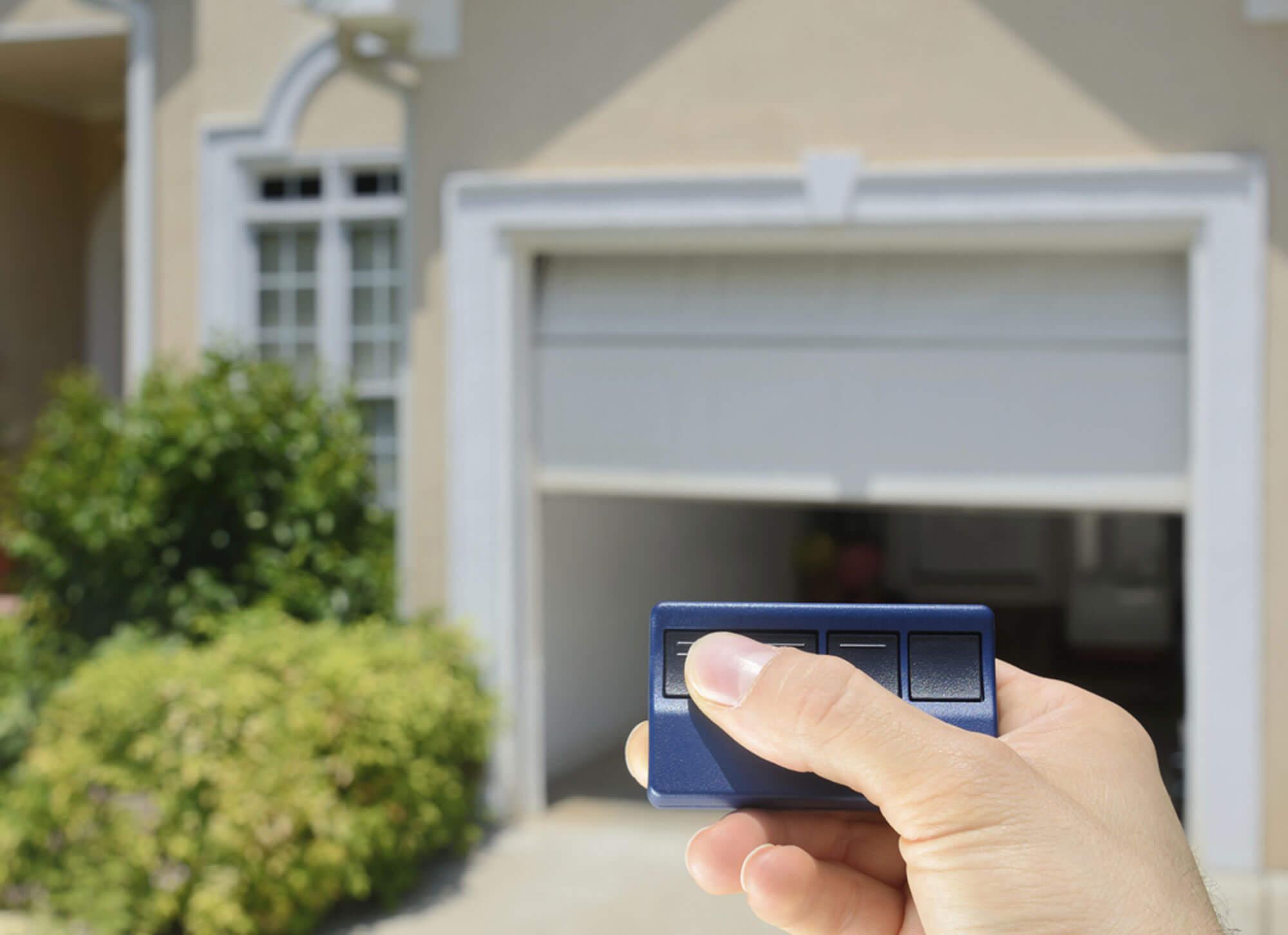 Common Reasons Your Garage Door Opens On its Own
