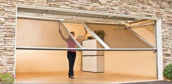 Benefits of Garage Door Screens