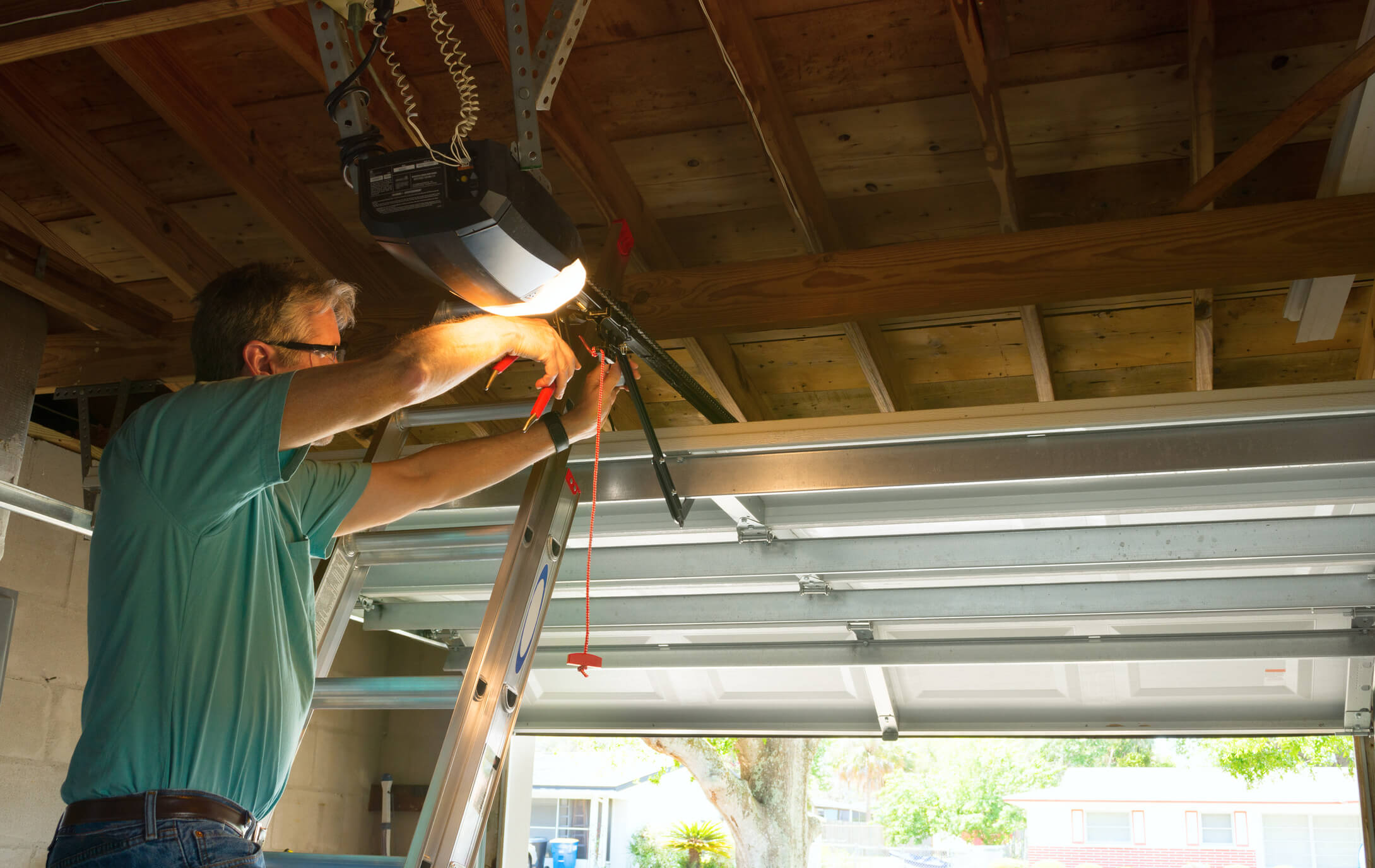 Frequently Asked Question: How Do I Open My Garage Door During A Power Outage?