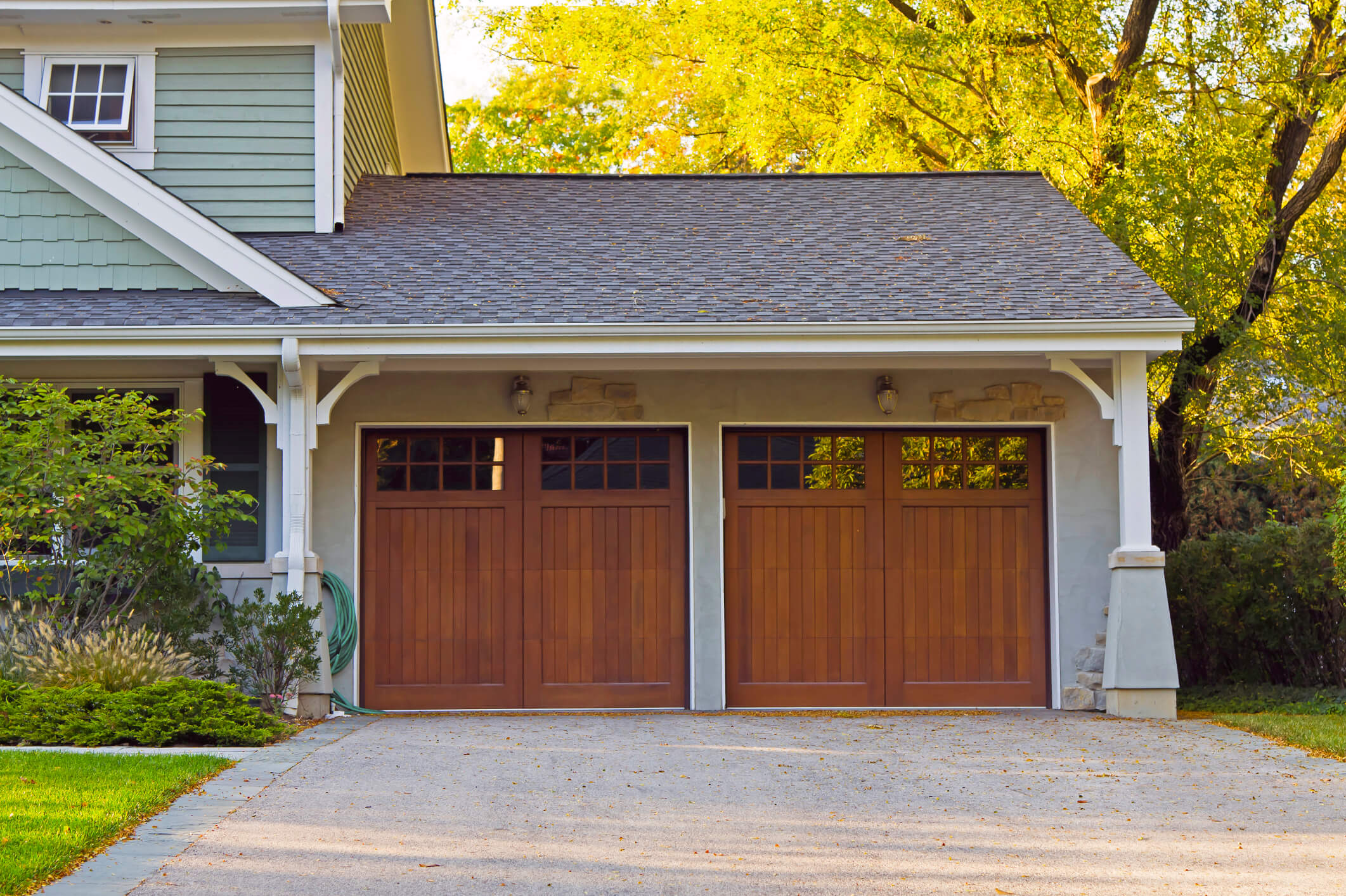 Want to Add Value to Your Home? Upgrade the Garage Doors!