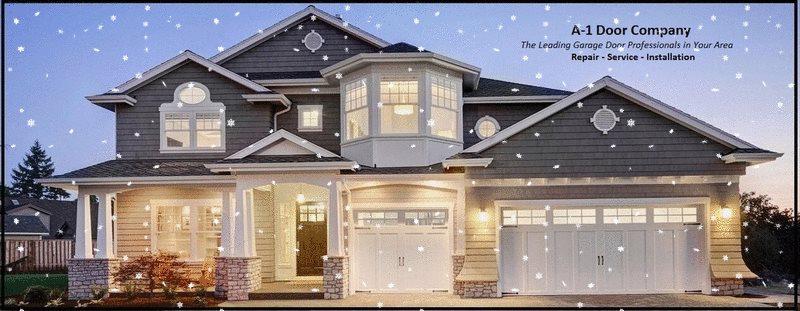 Winterizing Your Garage Doors